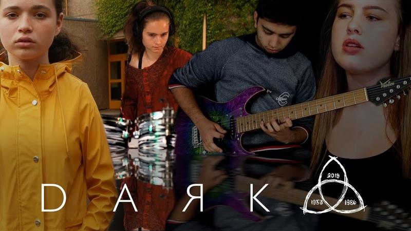Goodbye (Dark Theme) Apparat Cover • Sina feat. Anna Shirin, Chiara Kilchling, Manou Rao