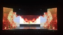 Ooffle Design Projection Mapping Kallang Theatre Great Eastern Show Rehearsal