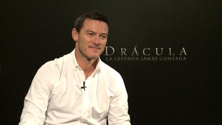 Luke Evans | 'Dracula Untold' Press Junket