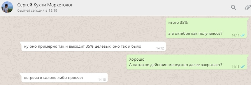 Кейс: 508 заявок на Кухни из Москвы, изображение №12