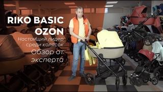 RIKO BASIC OZON — хит 2020 года: обзор модульной коляски от эксперта