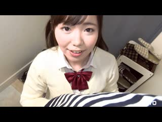 Schoolgirls reflexology creampie japanese - Erito ## JAV POV asian brunette teen schoolgirl uniform bodysuit blowjob sex porn