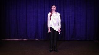 У. Шекспир сонет № 60, исполняет София Глинкина