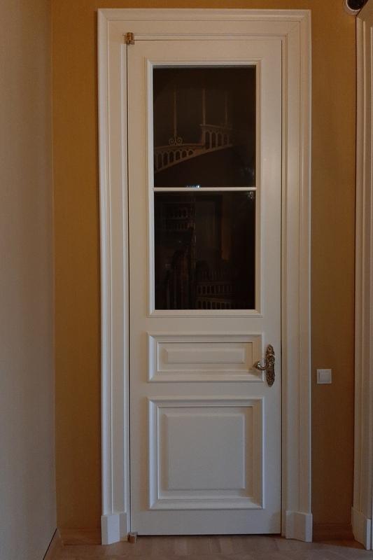 Служебные помещения комнат Николая I в Арсенальном каре.