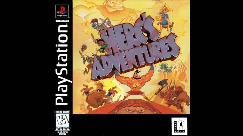 Level 6 Hercs Adventures Soundtrack 9 Taking it easy