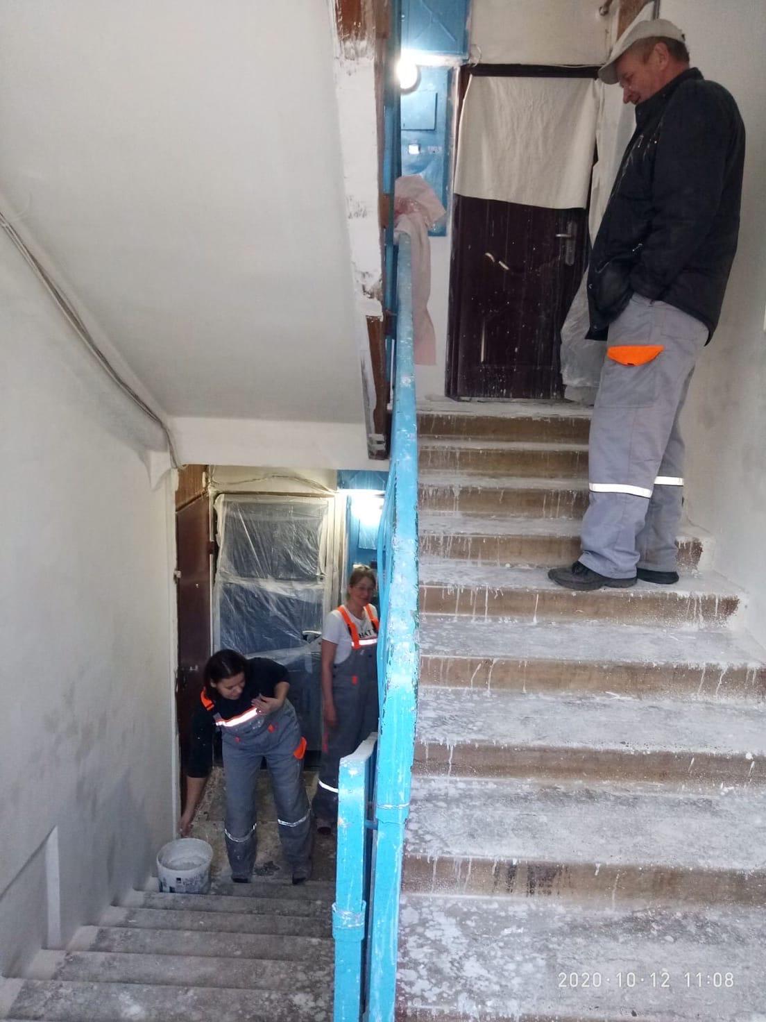 Улица Монтажников дом 30 подготовительные работы к