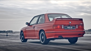 Our Brands. Our Stories. Germany — The BMW M3 Cecotto (E30).