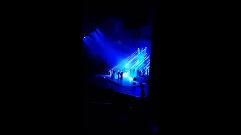 Gregorian Engel Rammstein cover Moscow 20 02 2020