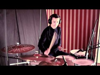 Ion Dissonance - You People Are Messed Up (drum cover by Daniel Oplachkin)