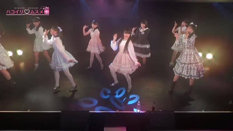 Hakoiri Musume - Hanbun Fushigi(ハコイリムスメカバー)