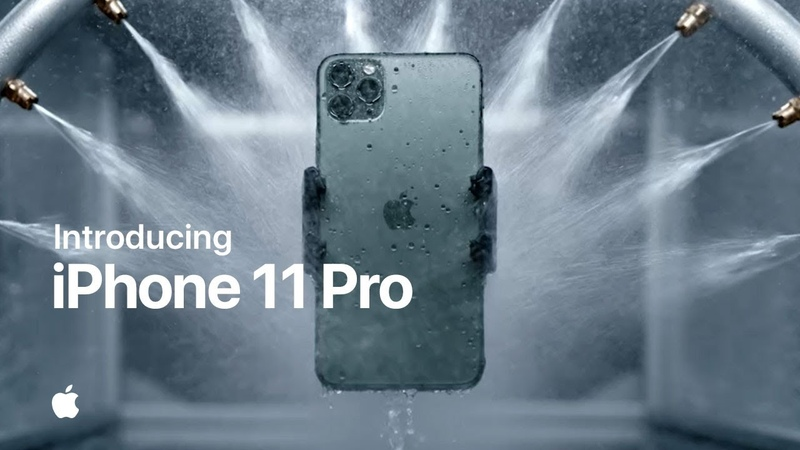 Introducing iPhone 11 Pro Apple