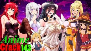 Аниме Приколы #143   Anime Crack #143    Смешные моменты из аниме