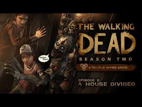 The Walking Dead Сезон 2, Эпизод 2 МЕЖ ДВУХ ОГНЕЙ