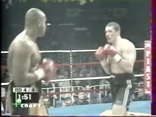 1998-10-02 Albert Sosnowski vs Rene Honl