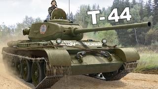 Этот советский танк был НАСТОЛЬКО СЕКРЕТНЫМ что ему не позволили вступить в бой с немецкими танками