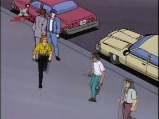 Человек-паук 1994 года ( Сезон 1, Серия 10 ) Чужой костюм (часть 3)