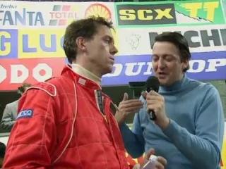 Юмор в Формуле 1 - Интервью с гонщиком