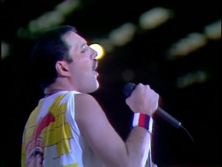 Queen - love of my life (wembley'86)