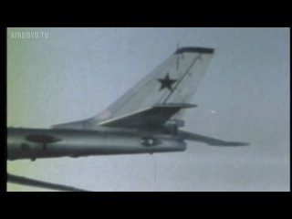 Tupolev tu-95 bear intercept keflavik 21 november 1967