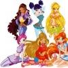 Игры Винкс для девочек