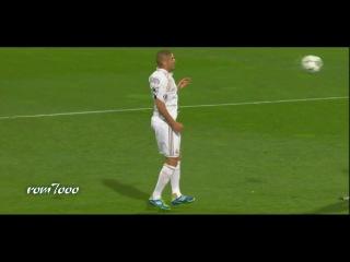 Karim Benzema Goals Skills 2012 (rom7ooo) / Карим Бензема - голы, передачи, финты [HD 720]
