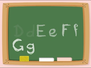 Английский алфавит - ABC song
