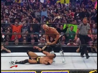 (WWEWM) WrestleMania X8 - The Rock vs. Hollywood Hulk Hogan