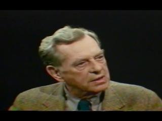 Джозеф Кэмпбелл - Понимание Мифологии (1987)Thinking Allowed (PBS) Joseph Campbell with dr Jeffrey Mishlove