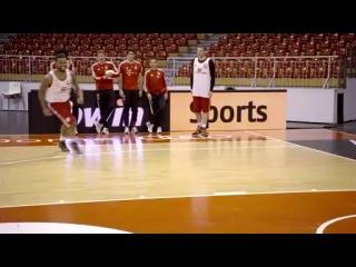 футбольный баскетбол БАВАРИИ