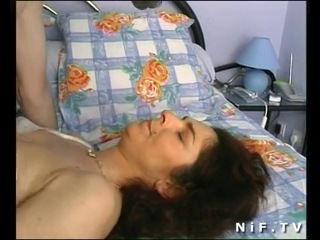 French mature anal fucked in 3way with Papy Voyeur - xHamster_com