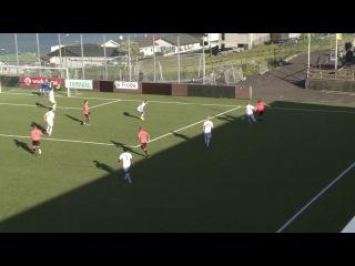 Премьер лига сезон 2014 17 тур Скáла Б68 1 0