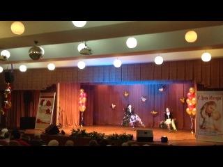 Выступление на празднике посвященном Дню матери Соня и Вася танцуют Seann Truibhas