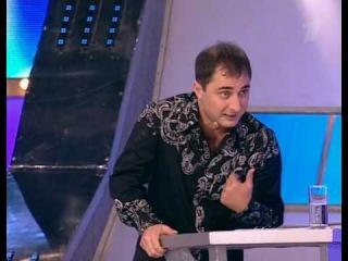 Отрывок из КВН: Красивая русская речь