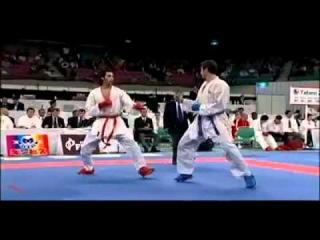 Super técnicas de la WKF