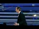 Sanremo 2012 - La foca di Rocco PAPALEO