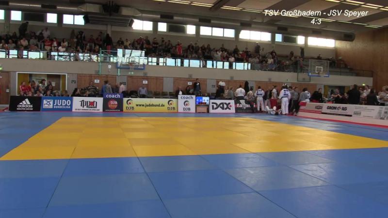 Bundesliga-Finalrunde der Frauen_ Finale - TSV Großhadern vs. JSV Speyer - Judo