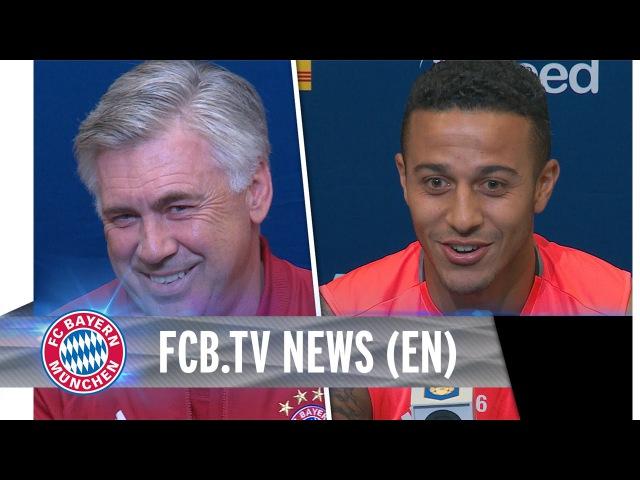 FC Bayern face Inter Milan in Charlotte