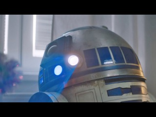 Star Wars Rogue One - How the Rebels Saved Christmas   official Commercial (2016) Duracell