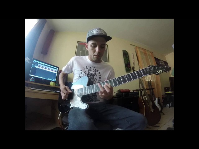 First Fragment - Le Serment De Tsion || Rhythm Guitar Cover