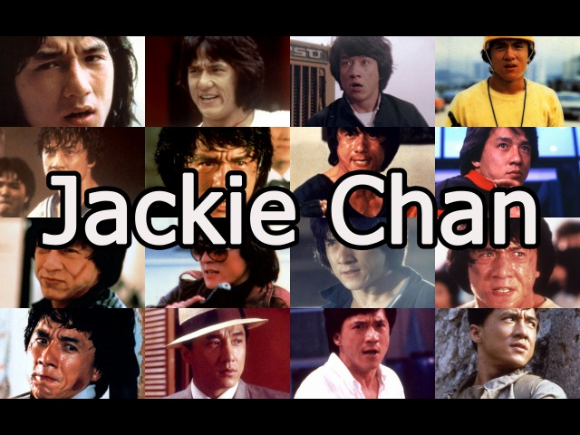 Jackie Chan Best Moments 1980 1989