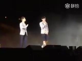 [FANCAM] 160424 EXO @ KPOP TOP GROUP CONCERT