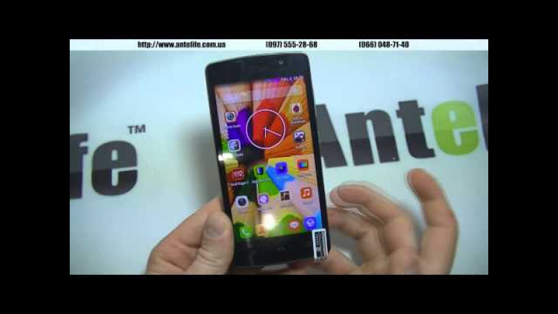ThL 4000 MTK6582 обзор смартфона