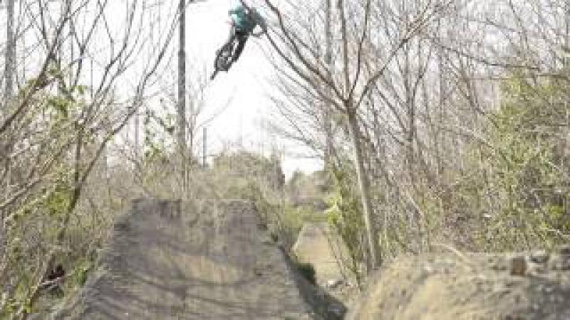 I PATH Japan BMX Flow Jun 'Jouji' Hosi