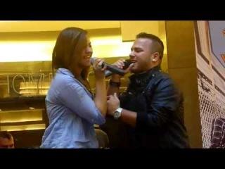 DSDS 2012: Zcalacee ft. Vanessa Krasniqi - Heimliche Liebe Live