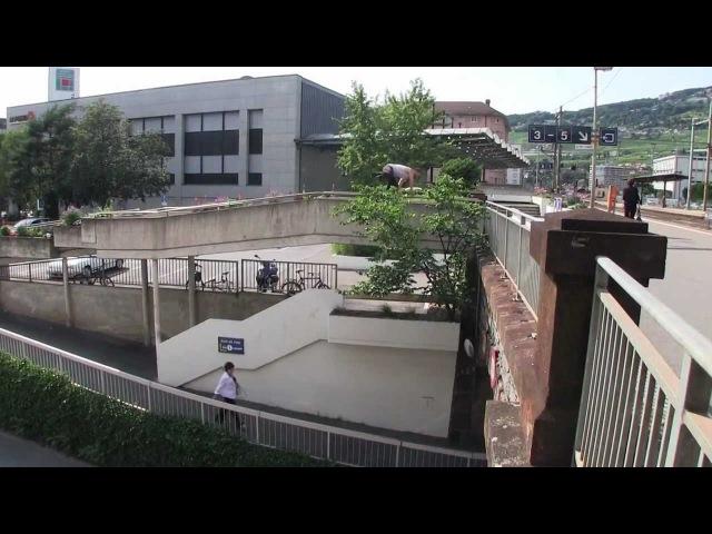 One run in Summer - Féli-d parkour