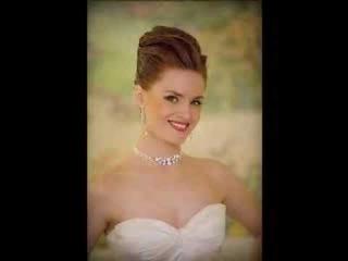 Восхитительные свадебные прически,