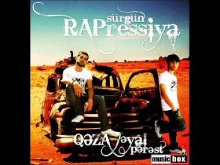 Qeza Boss ft. Orxan Qarabasma ft. RG - Öl desən,ölərəm 2009 (Album: Rapressiya Sürgün)