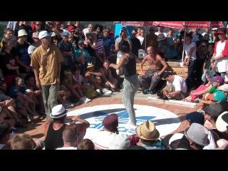Yalta Summer Jam 2012/Locking/Boom VS Camilla TIE BREAK