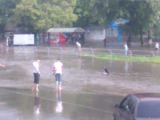 Потоп и мессия в Чернигове