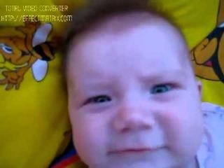 Малышка ругается 4 месяца =